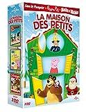 Maison des petits - Coffret: Sam est en vacances, Peppa Pig : Le club secret, Masha & Michka : Les rois du cirque...