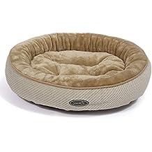 Pecute Cama para Mascotas Colchoneta Basic para Perros y Gatos (mediana: 55cm de diámetro*15cm de altura)