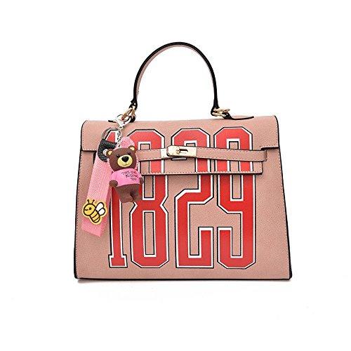 Aoligei Einzelne Schulter Schräg Bao Tasche Persönlichkeit Fashion Hundert Kelly Bag
