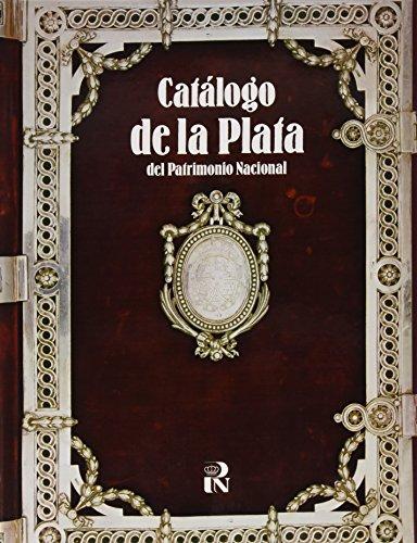Catálogo de la plata del Patrimonio Nacional