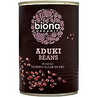 Biona Orgánica Judías Adzuki 400g (Paquete de 6)
