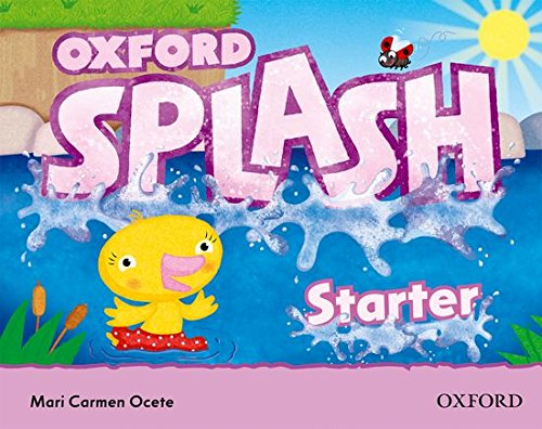 Splash Starter. Class Book & Songs CD Pack - 9780194025140