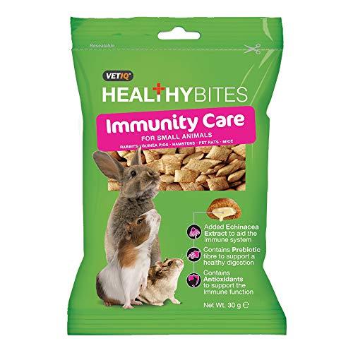 Mark & Chappell Healthy Bites Immunitätspflege für kleine Tiere (30gr) (Kann Variieren)