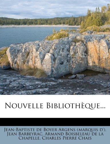 Nouvelle Bibliothèque...
