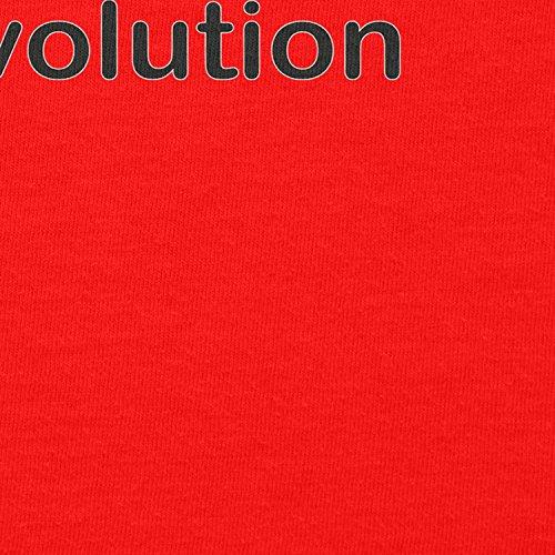 TEXLAB - T5 Evolution Color Edition - Herren T-Shirt Rot