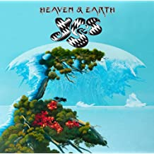 Heaven And Earth (LTD. Gatefold / Blue Vinyl / 180 Gramm) [Vinyl LP]