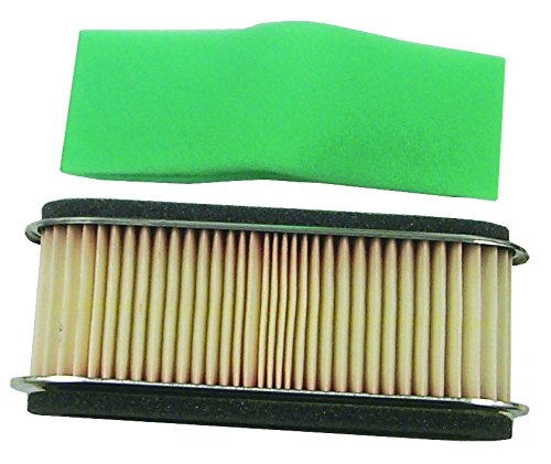 Prime Line 7-02242 Air Filter with Pre-Filter Replacement for Model Gravely 042926 John Deere AM101191 Kawasaki 11013-2021 Wheel Horse KW 10017 -