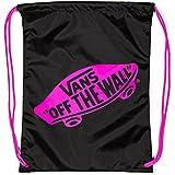 Vans Tasche G Benched Bag - Bolsa de gimnasia de cuerdas, color negro, talla 44.5 x 13.5 x 1 cm, 12 L