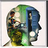 Doctor Who Peter Davison Silhouette Greeting Card DR29