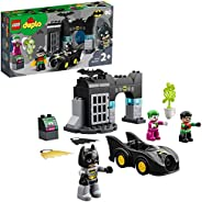 LEGO DUPLO Super Heroes Batcave 10919 Batman building set, Preschool Toy for Toddlers 2+ years old (33 pieces)