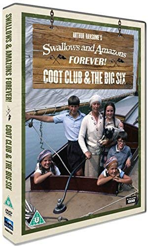 Swallows And Amazons Forever!: Coot Club and The Big Six [DVD] [1984] [UK Import] (Coot Club)