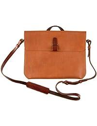 Rohit Bal Leather Laptop Bag
