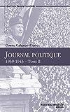 Journal politique, tome 2 - Format Kindle - 9782365835671 - 4,99 €