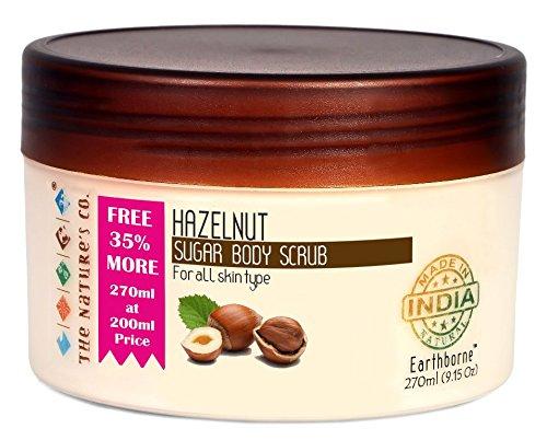 The Nature's Co. Hazelnut Sugar Body Scrub
