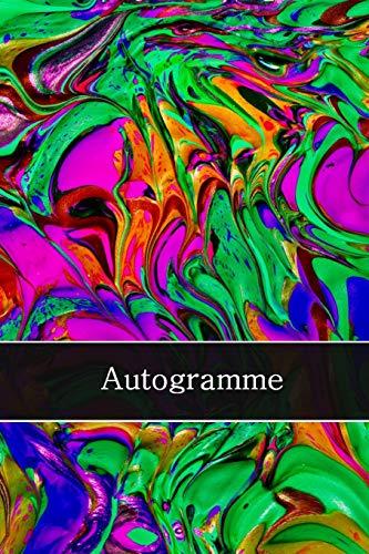 Autogramme: Mein Autogramm Buch - Autogramme sammeln