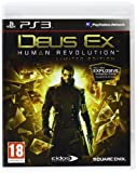 Deus Ex: Human Revolution - Limited Edition (PS3) Amazon deals