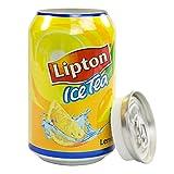 HMF 1723117 Dosensafe Dosentresor Geldversteck Lipton Ice Tea, 11,5 x 6,0 cm