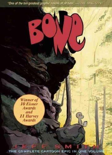 Bone: One Volume Edition: 1 (Bone Series) by Smith, Jeff ( 2004 )