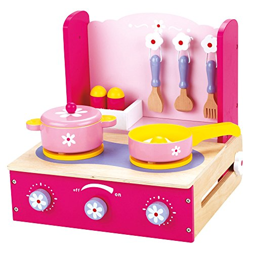 Preisvergleich Produktbild BINO Kinder-Kochplatte 10tlg.