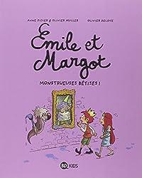 Emile et Margot T02 Monstrueuses bétises