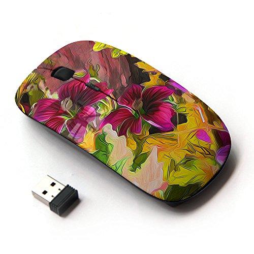 xp-tech-souris-optque-sans-fil-24g-bloom-flower-purple-nature-lily-nature