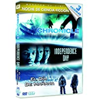 Pack: Chronicle + Independence Day + El Día De Mañana