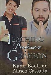 Teaching Professor Grayson by Kade Boehme (2014-11-21)
