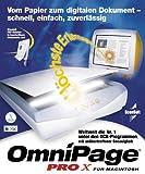 Omnipage Pro X (Upgrade von jeder OCR-Software)