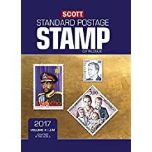 Scott Standard Postage Stamp Catalogue 2017: Countries of the World: J-M