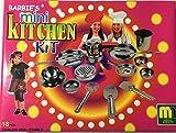 #3: Kids Stainless Steel Kitchen Set