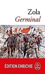 Germinal (Classiques t. 145) de Émile Zola