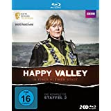 Happy Valley - In einer kleinen Stadt - Staffel 2 [Blu-ray]