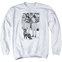 Cheech & Chong - Mens Cheech Chong Dog Sweater from Cheech & Chong