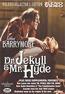 Dr Jekyll & Mr Hyde [DVD] [2020] [Region 1] [US Import] [NTSC]