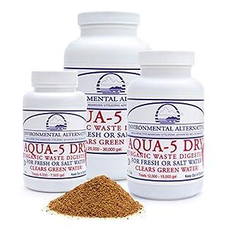 AQUA-5 DRY für 75000 Ltr. Medi Dose 140g Hochkonzentrierte Mikrobakterien (mittel)