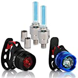 Bike Light - Front and Rear Aluminum LED - Best Reviews Guide