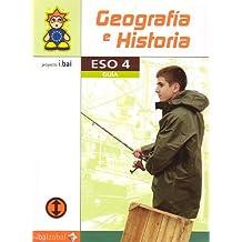 Geograf¡a e Historia Guía -ESO 4- (i.bai)