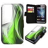 Book Style HTC Desire 825 Premium PU-Leder Tasche Flip