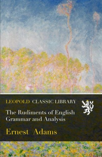 the-rudiments-of-english-grammar-and-analysis