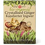 The Ginger Party - Crystallised Ginger - 84g
