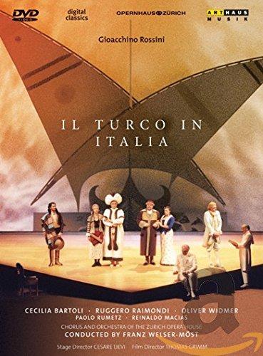 Rossini, Gioacchino - Il Turco in Italia (NTSC) (Italia Turco Il In)