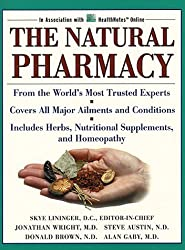 The Natural Pharmacy by Schuyler W. Lininger J.R. D.C. (1998-02-18)