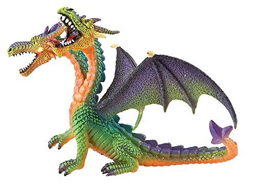 Toppers Dragon De Dos Cabezas