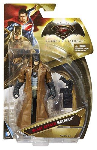 Batman V Superman: Dawn Of Justice, Blast Attack Batman, 15,2cm Action Figur Preisvergleich