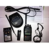 Wouxun KG-703PMR 446homologué Hi-Quality, Lithium 1700avec micro/Oreillette
