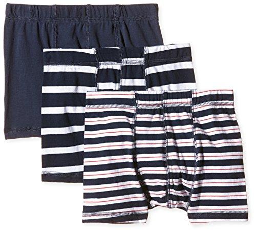 NAME IT Baby-Jungen Unterhose NITTIGHTS K B NOOS, 3er Pack, Gr. 128 (Herstellergröße: 122-128), Mehrfarbig (Dress Blues)