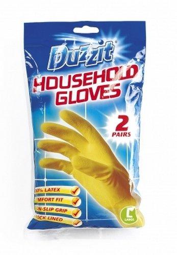haushalts-handschuhe-latex-rutschfester-griff-l