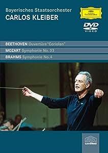 Carlos Kleiber - Beethoven, Brahms, Mozart