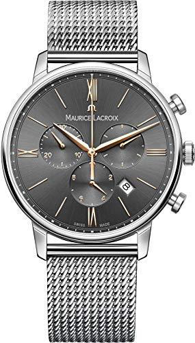 Maurice Lacroix Eliros Herren-Armbanduhr Schweizer Quarz EL1098-SS002-311-1