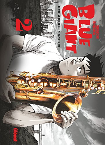 Blue Giant - Tenor saxophone | Miyamoto Dai Edition simple Tome 2